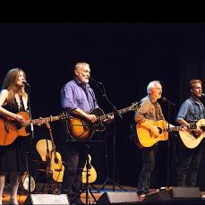 Tønder Festival, 2012, Niels Haugaard, Allan Olsen, Huxi, Mette Kirkegaard - foto Michael Weilandt