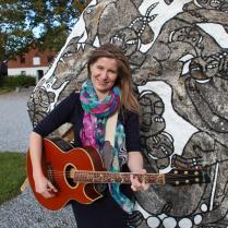 Mette Kirkegaard på Galleri Tornby (1)