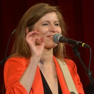 Mette Kirkegaard i Tivoli, Foto af Michael Lund